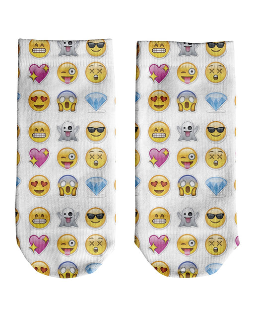Emoticons Ankle Socks