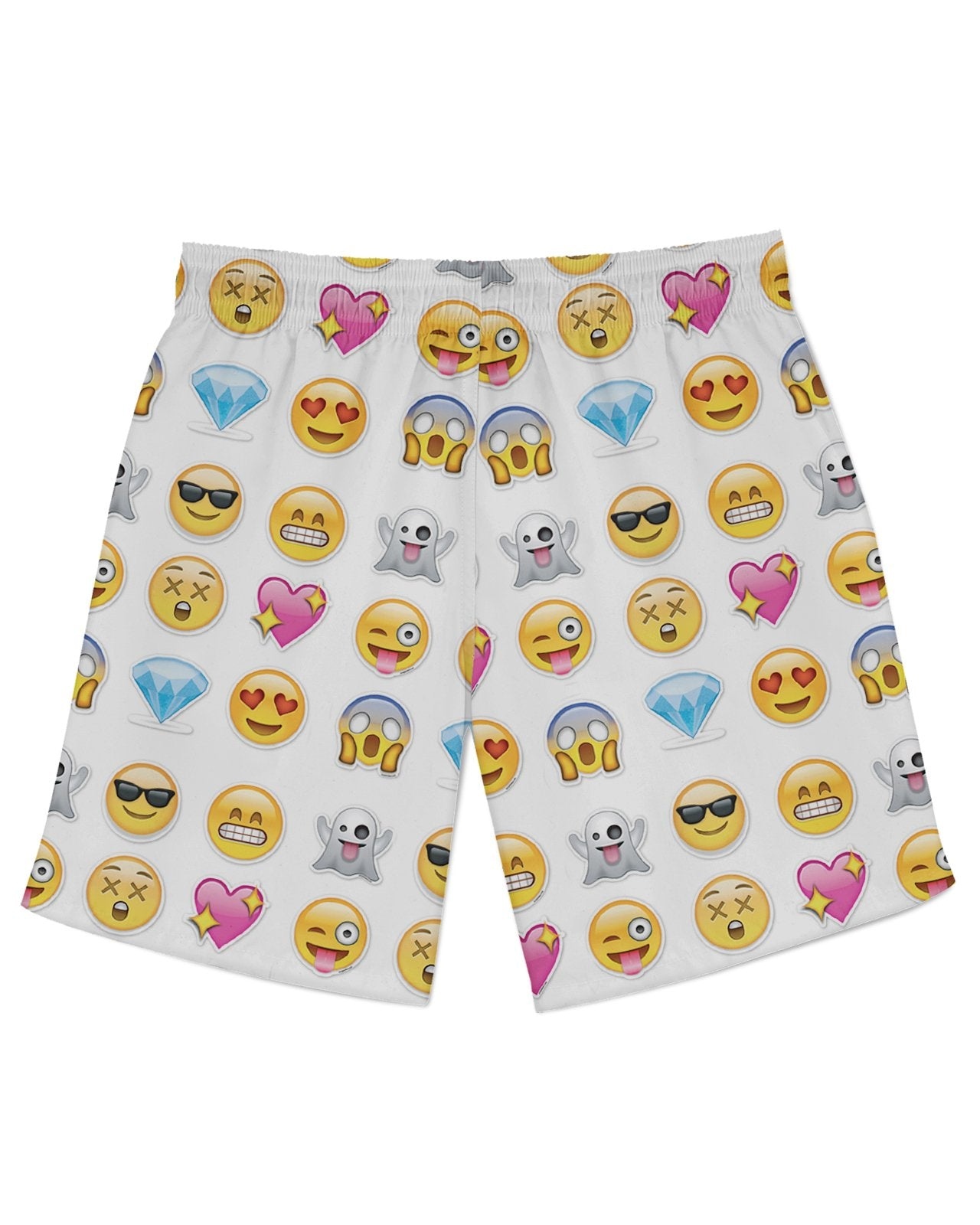 Emoticons Athletic Shorts