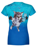 Cat Cobain Women's T-shirt