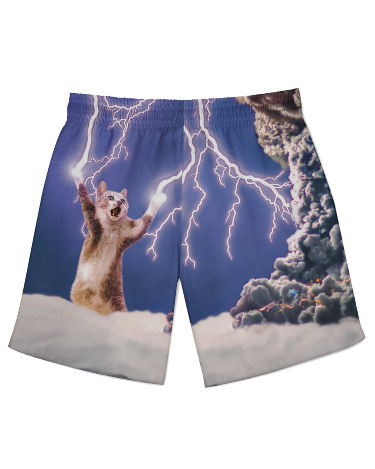 Thundercat Athletic Shorts