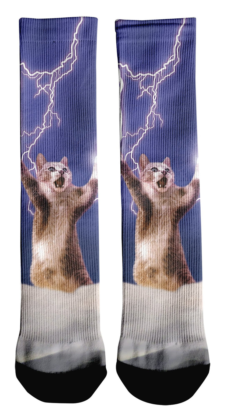 Thundercat Crew Socks