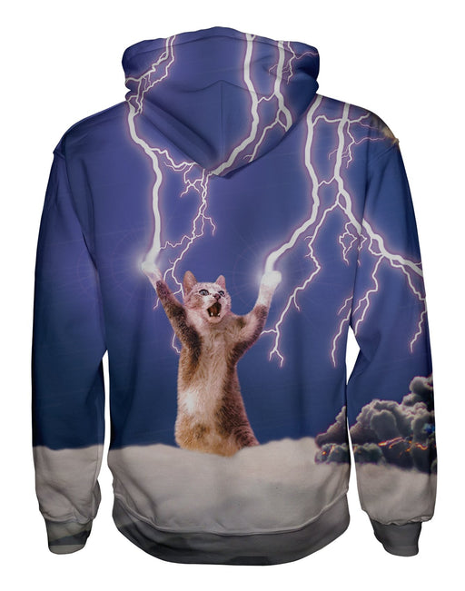 Thundercat Pullover Hoodie