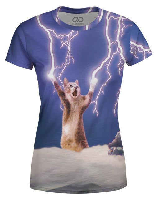 Thundercat printed all over in HD on premium fabric. Handmade in California.