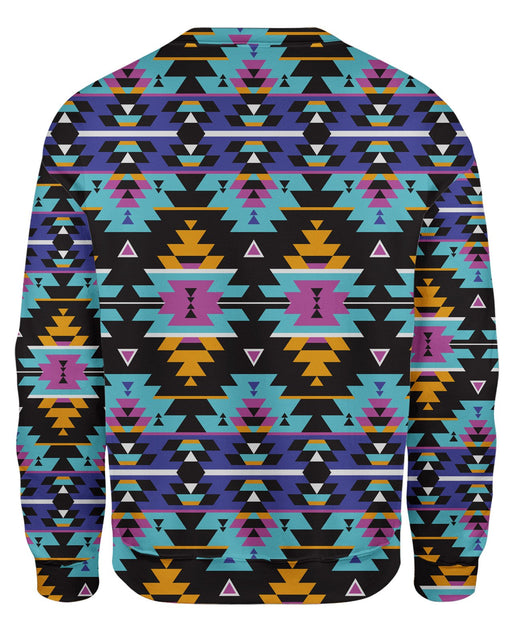 Colorful Tribal Sweatshirt