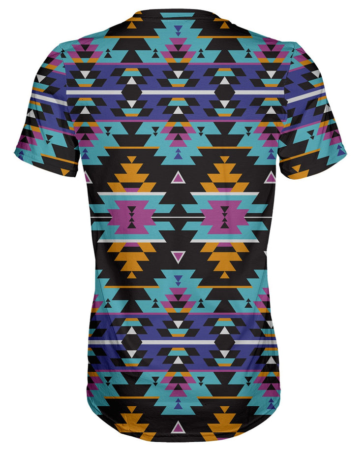 Colorful Tribal T-shirt