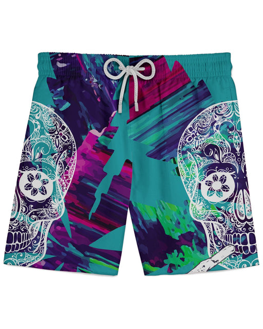 Skull and Joint Athletic Shorts