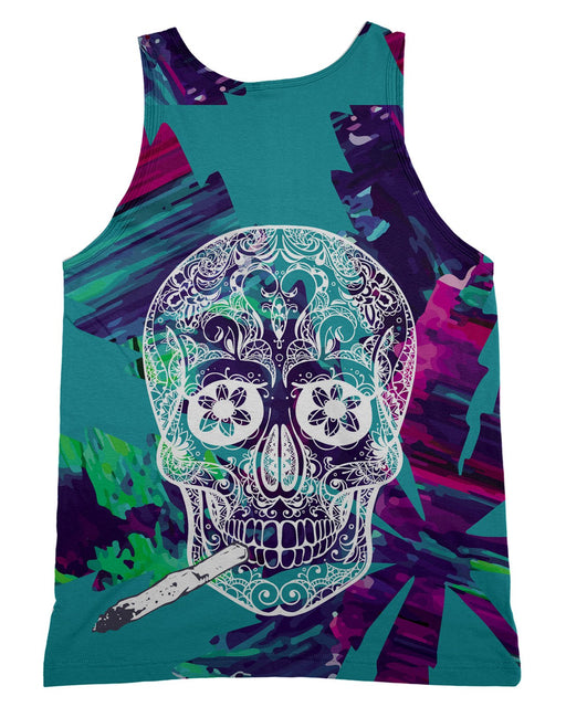 Skull and Joint Tank-Top