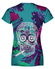 Skull and Joint Women's T-shirt