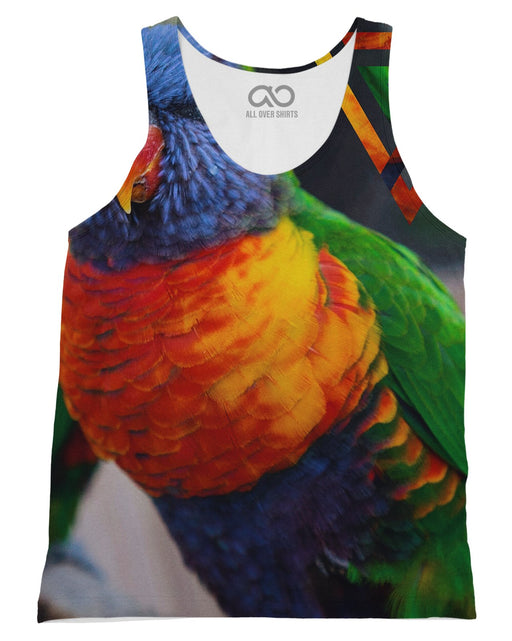 Bright Birdie Tank-Top