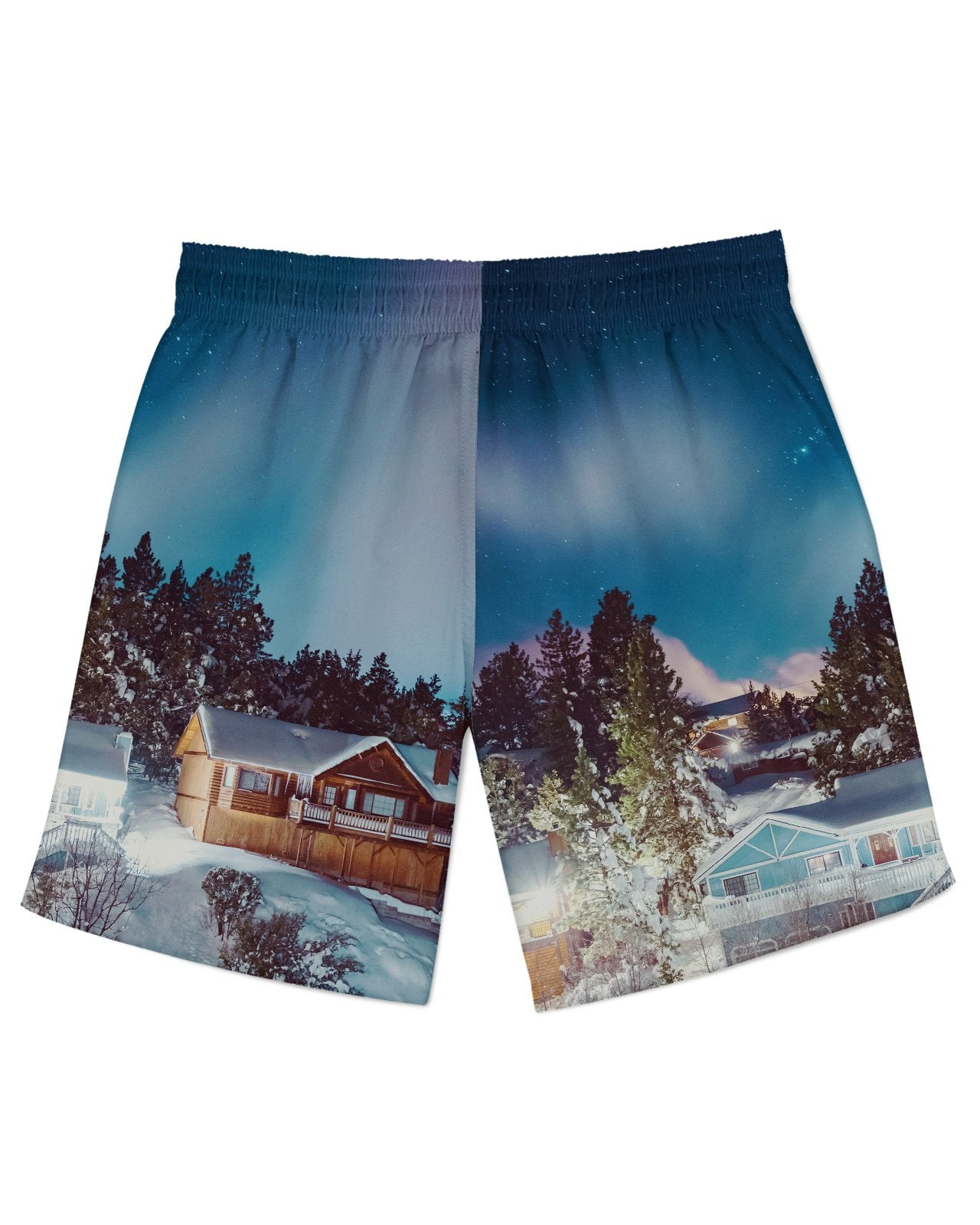Big Bear Nights Athletic Shorts