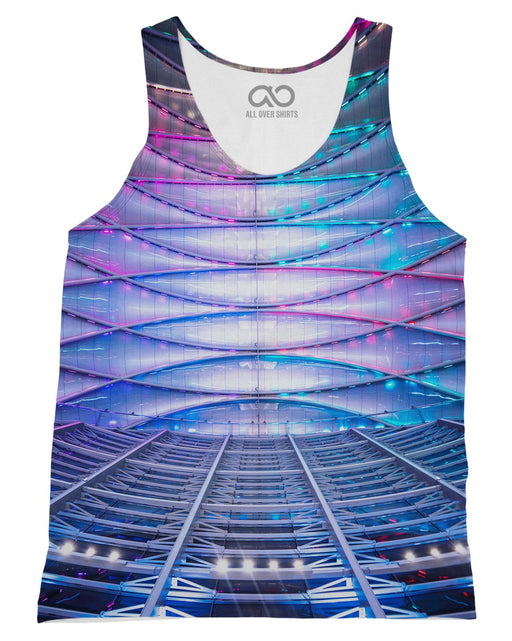 Arc Up Tank-Top