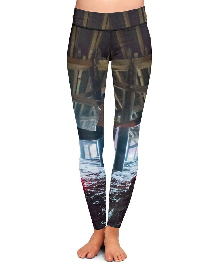 Newport Pier Yoga Yoga Leggings