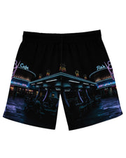 V8 Cafe Athletic Shorts