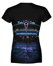 V8 Cafe Women's T-shirt