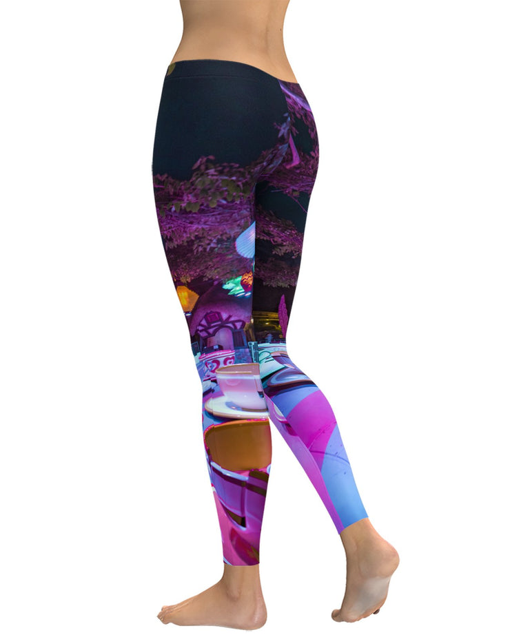 Cups Leggings