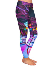 Cups Yoga Leggings