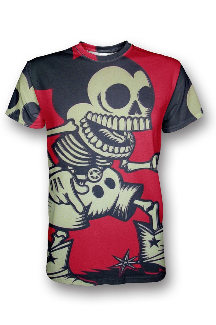 Skeleton Mickey T-shirt