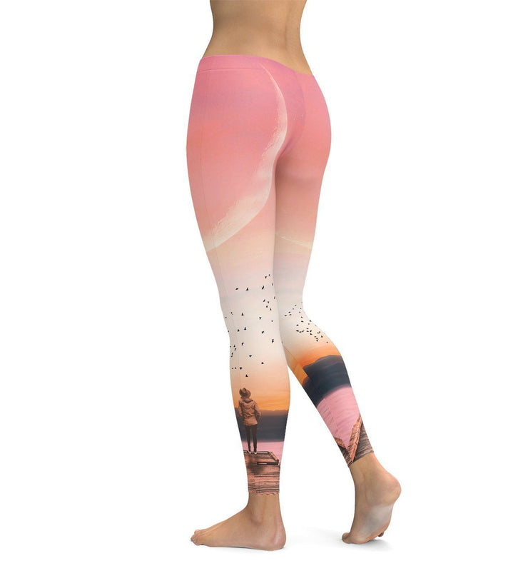 Over The Horizon Leggings