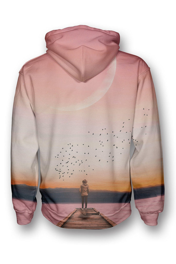 Over The Horizon Pullover Hoodie