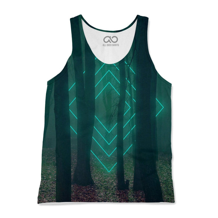 Forest Glow Tank-Top