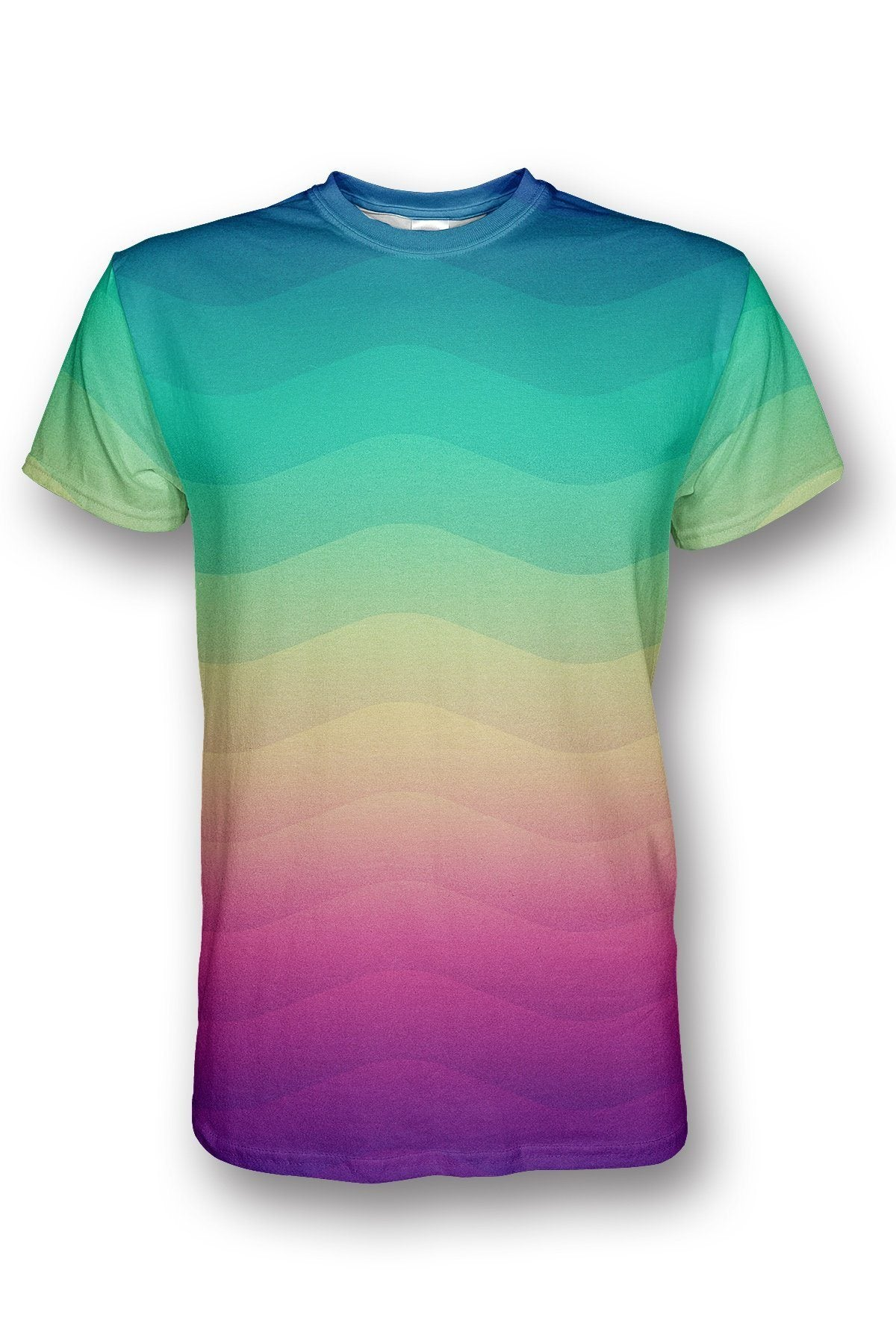 Rainbow Wave T-shirt