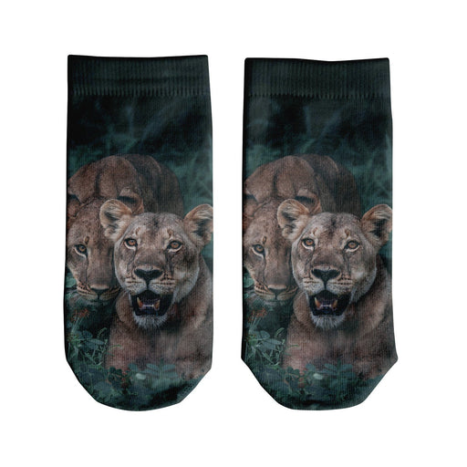 Lions Ankle Socks