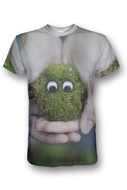 Little Green Friend T-shirt