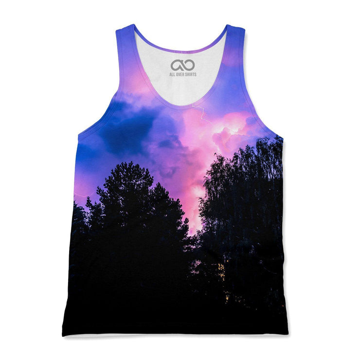 Forest Nebula Tank-Top