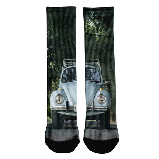 VW Beetle Crew Socks