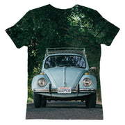 VW Beetle Womens T-shirt