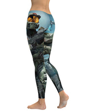 Master Chief Leggings