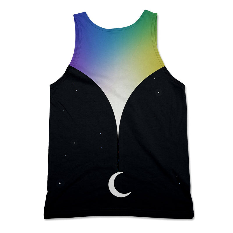 Rainbow Night Tank-Top