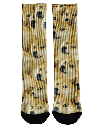Doggo Crew Socks
