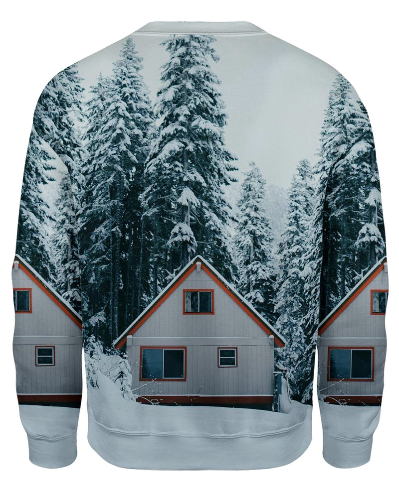 Winter Cabin Sweatshirt