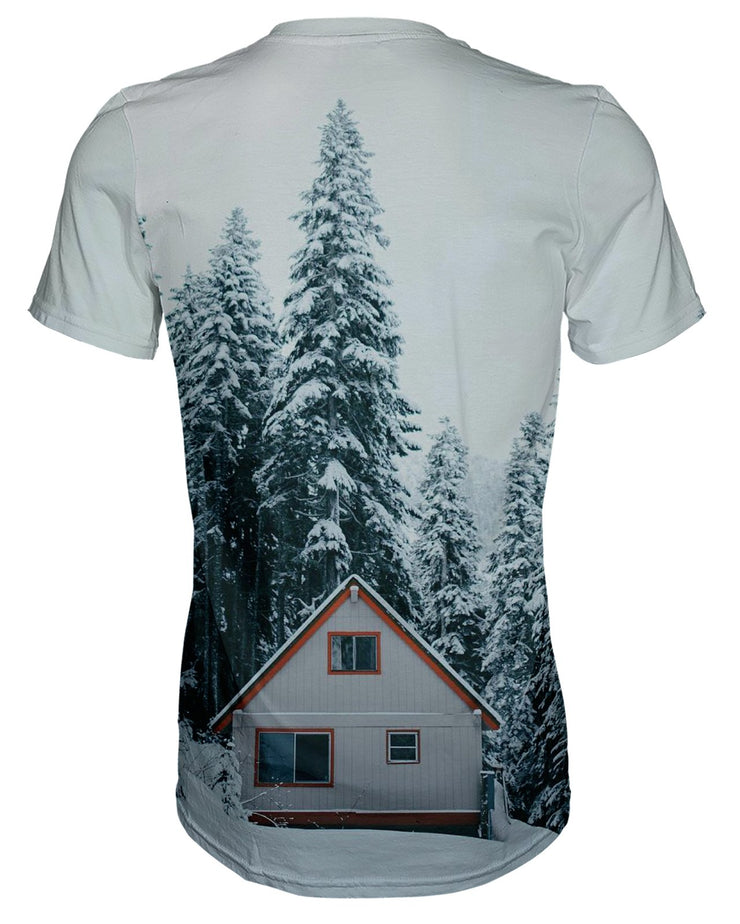 Winter Cabin T-shirt
