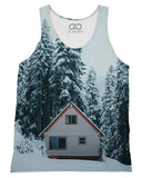 Winter Cabin Tank-Top