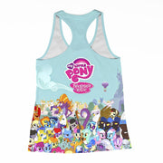 My Little Pony Racerback-Tank