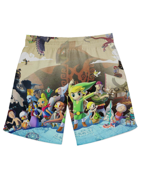 Zelda Athletic Shorts