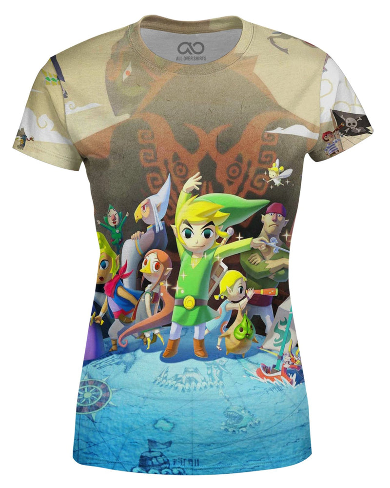 Zelda Women's T-shirt