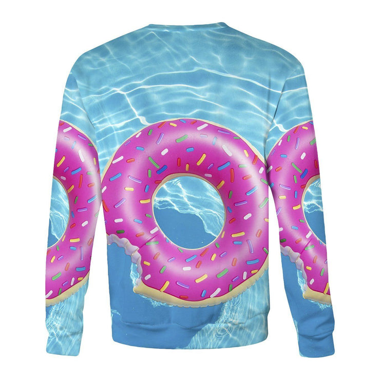 Pool Donut Sweatshirt