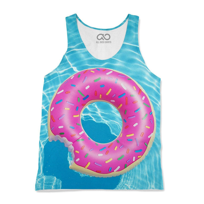 Pool Donut Tank-Top