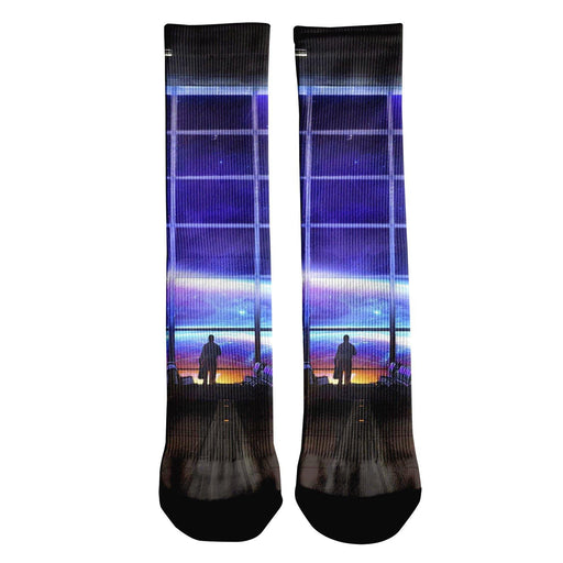Space Station Crew Socks