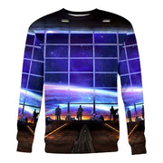 Space Station Sweatshirt