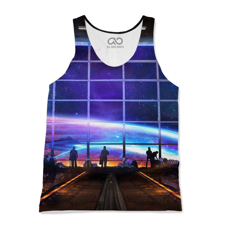 Space Station Tank-Top