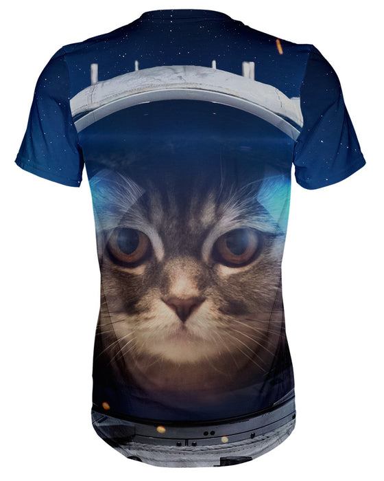 Astro Kitty T-shirt