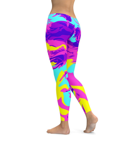 Techno David Leggings