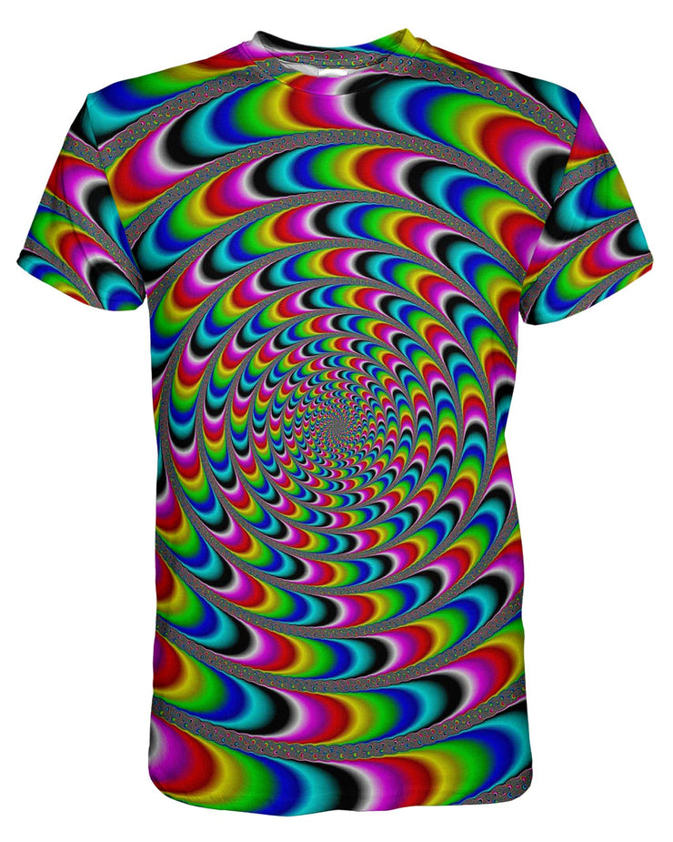 Rainbow Illusion T-shirt