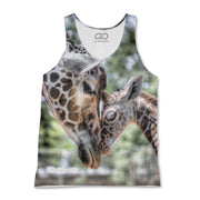 Giraffe Love Tank-Top