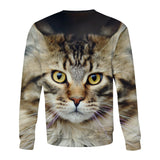 Regal Cat Sweatshirt
