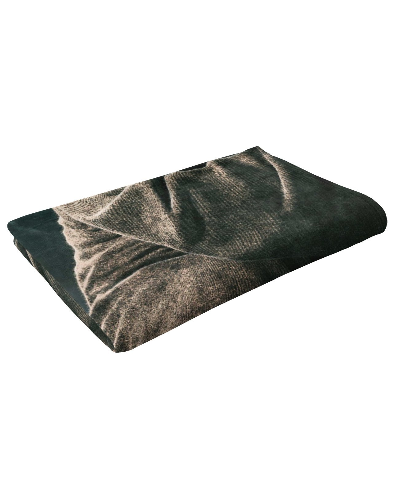 Yoda Fluffy Micro Fleece Throw Blanket